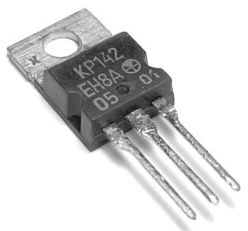 кр142ен8а=7809 / стабилизатор напряжения