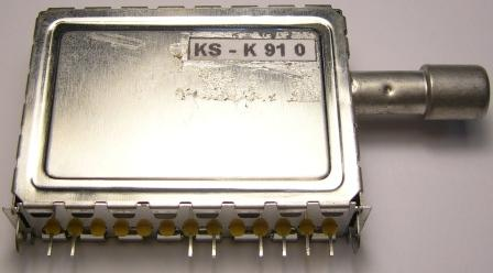 KS-K-91 O,u0442u044eu043du0435u0440 TV.